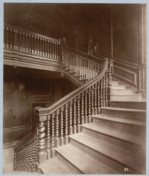 Staircase Of No. 10, Austin-Friars